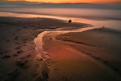 Last Light (Sea of Galilee)