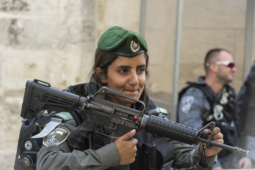Jerusalem, Practicing  By Jacob Elbaz