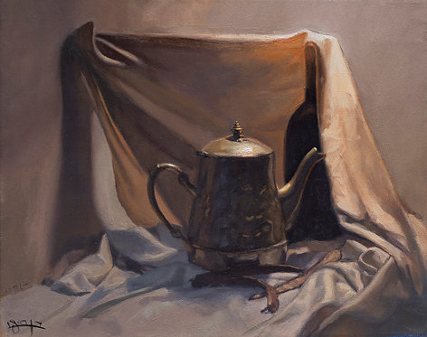 Still life By Ben Fried