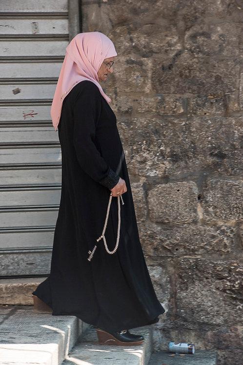 Jerusalem, Characters #23  By Jacob Elbaz