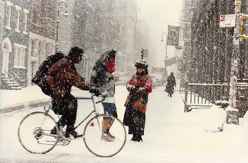 New York, Street View #32  By Jacob Elbaz