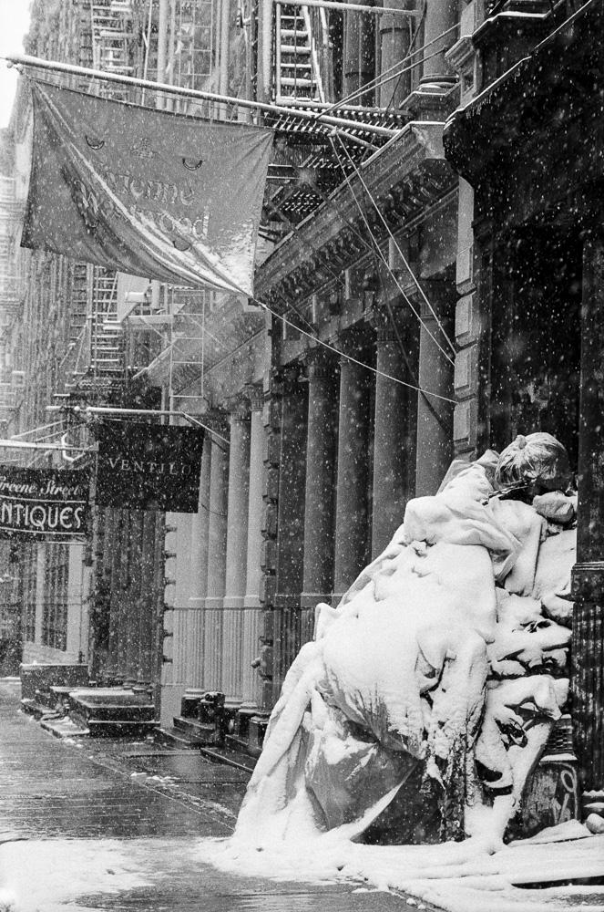 New York, Garbage #4  By Jacob Elbaz