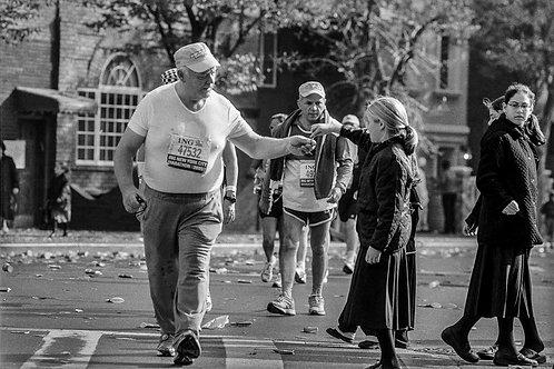 New York, Marathon #16  By Jacob Elbaz