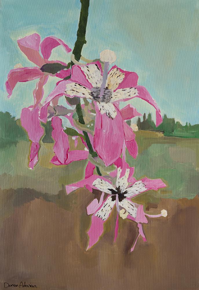 Branch by  Doron Adorian