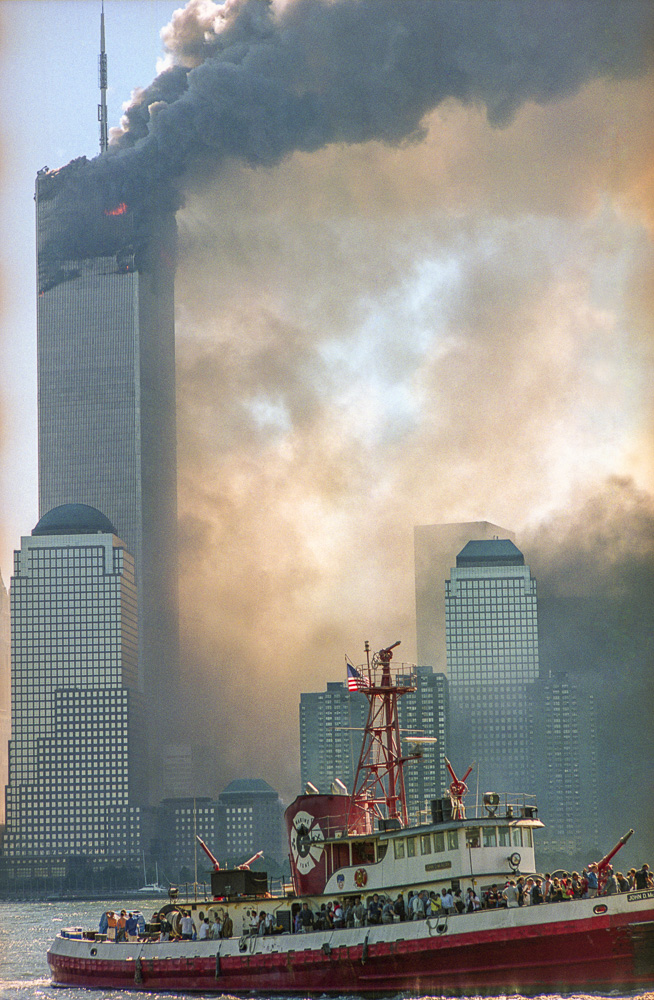 New York, 9 / 11,The Disaster #11