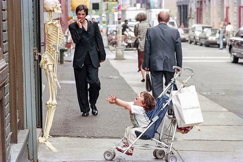 New York, Street View #63  By Jacob Elbaz