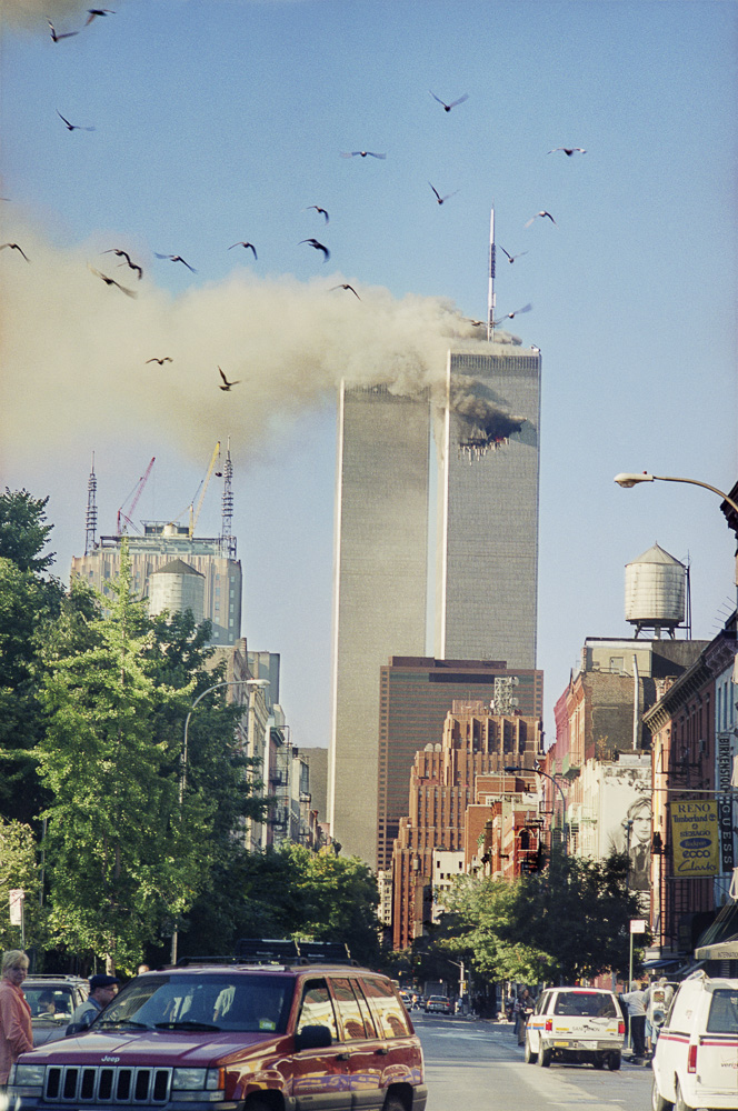 New York, 9 / 11,The Disaster #18