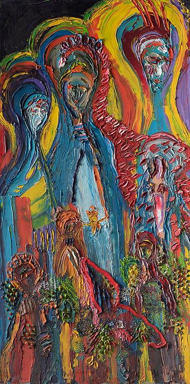 Gousts 1 By Miri Eitan Sadeh