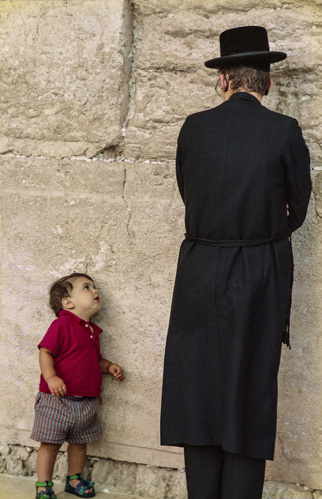 Jerusalem, Curiosity of a child