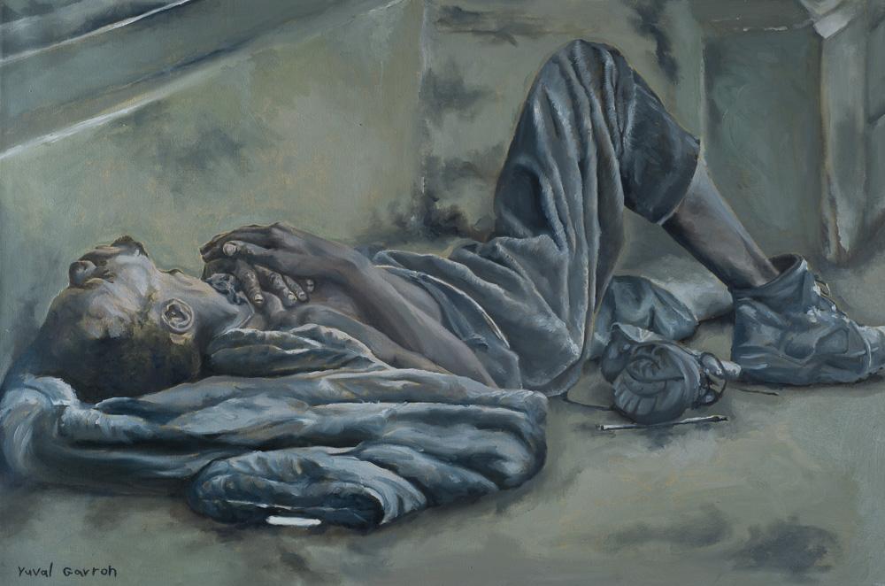 Homeless by  Yuval Gavron