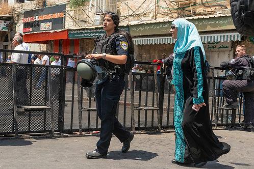 Jerusalem, Everyday life #101  By Jacob Elbaz