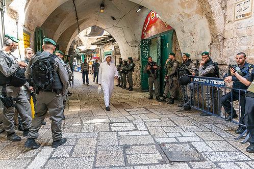Jerusalem, Everyday life #112  By Jacob Elbaz