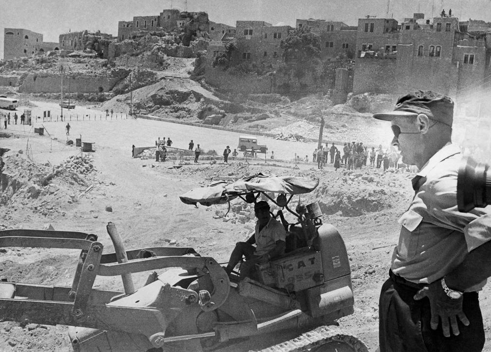 Israel, Moshe Dayan  By Jacob Elbaz