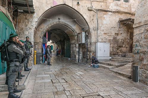 Jerusalem, Everyday life #104  By Jacob Elbaz