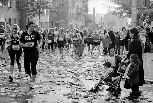 New York, Marathon #7  By Jacob Elbaz