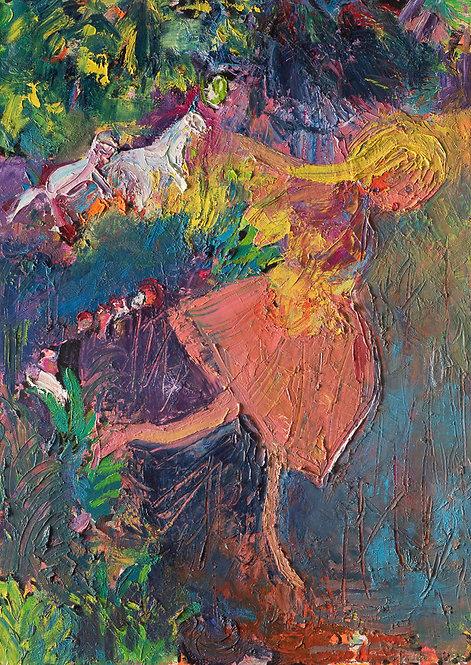 Childhood dreems By Miri Eitan Sadeh