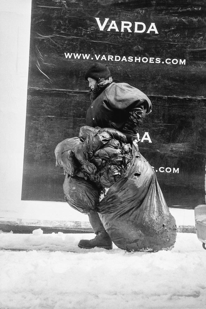 New York, Garbage #10  By Jacob Elbaz