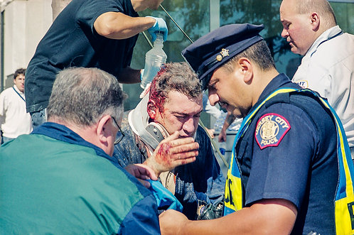 New York, 9 / 11,The Disaster #37
