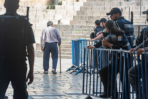 Jerusalem, Everyday life #8  By Jacob Elbaz