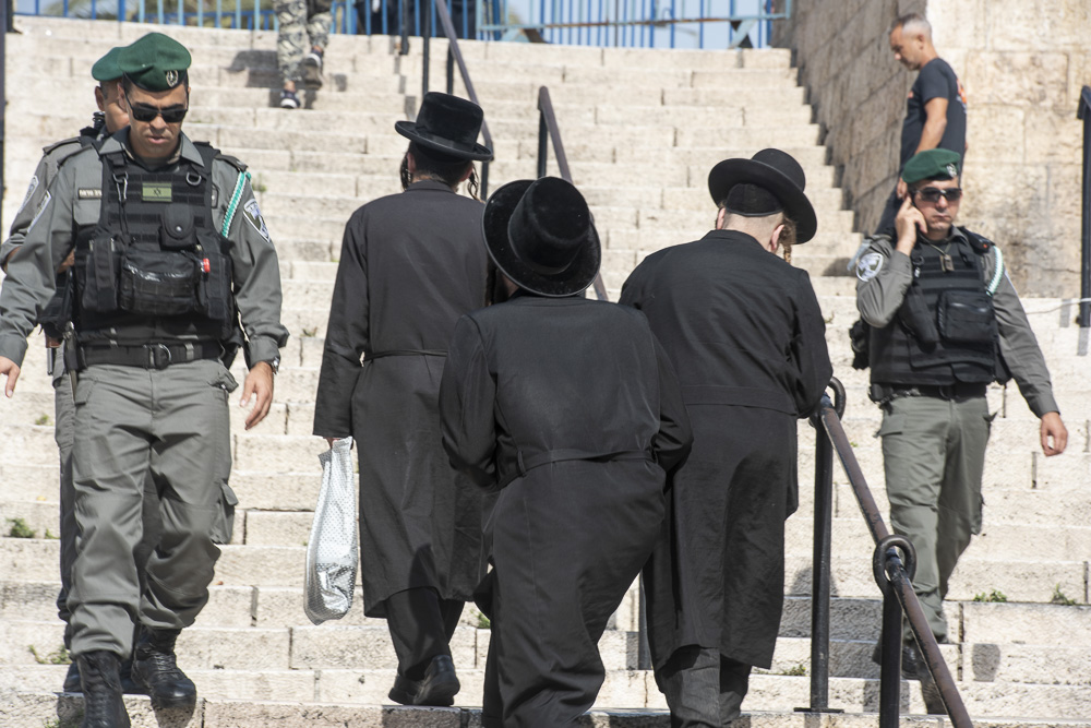 Jerusalem, Everyday life #5  By Jacob Elbaz