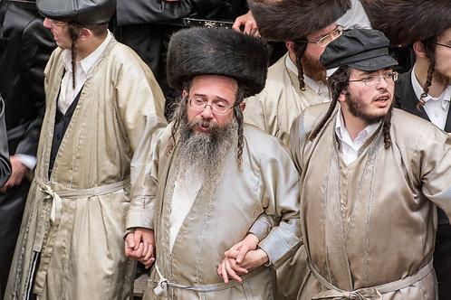 Jerusalem, Orthodox-Jews #8  By Jacob Elbaz