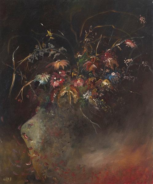 A jar By Gila Hamtzani-Shababo