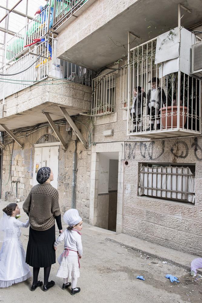 Jerusalem, Everyday life #140  By Jacob Elbaz