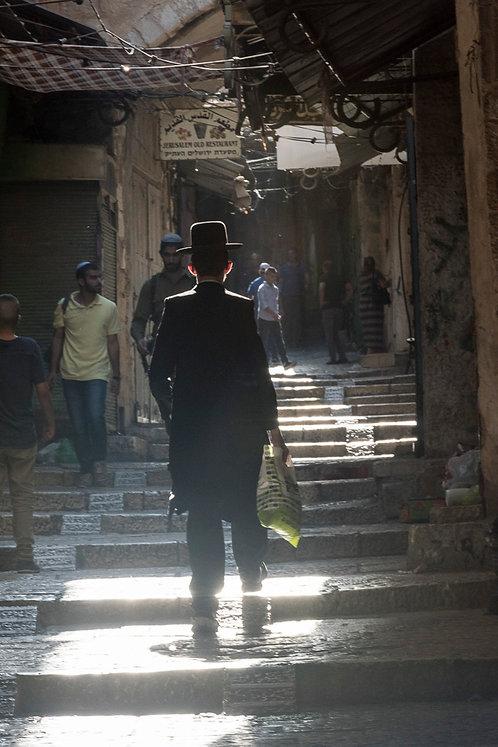 Jerusalem, Everyday life #78  By Jacob Elbaz