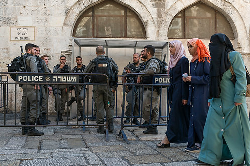 Jerusalem, Everyday life #131  By Jacob Elbaz
