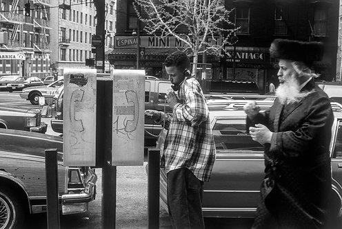 New York, Pay phone #2  By Jacob Elbaz
