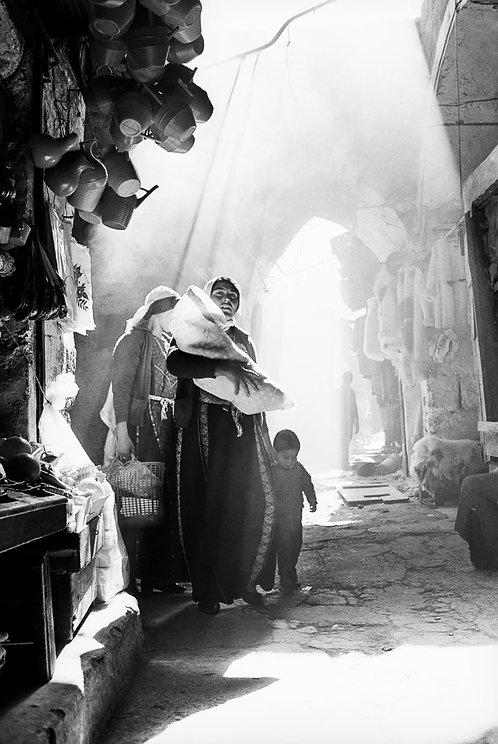 Jerusalem, The Madonna  By Jacob Elbaz
