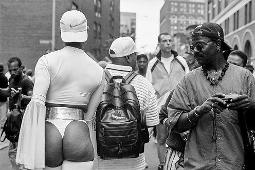 New York, Nude #7  By Jacob Elbaz