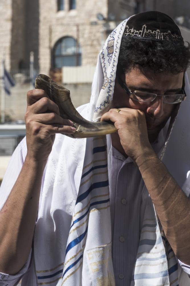 Jerusalem, Faces #2  By Jacob Elbaz