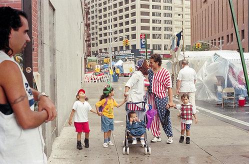 New York, Street View #29  By Jacob Elbaz