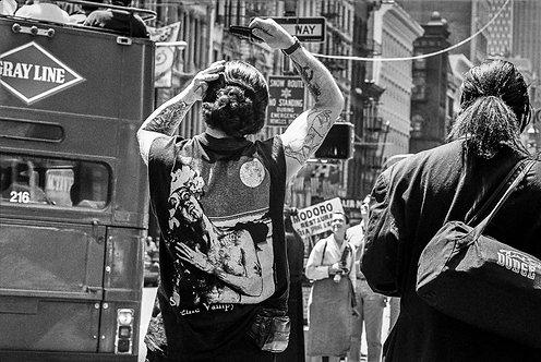 New York, Street View #89  By Jacob Elbaz