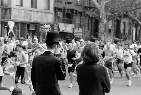 New York, Marathon #6