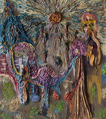 Dance around the sun By Miri Eitan Sadeh
