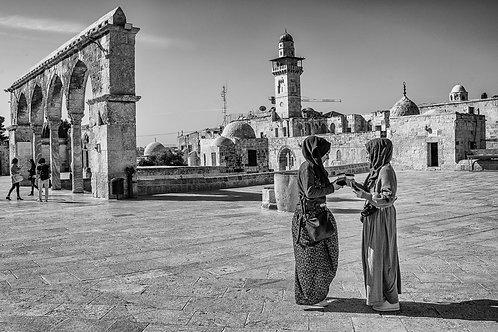 Temple Mount Bonding
