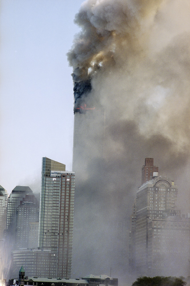 New York, 9 / 11,The Disaster #20  By Jacob Elbaz