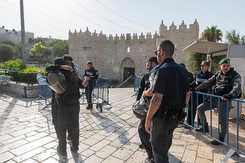 Jerusalem, Everyday life #103  By Jacob Elbaz