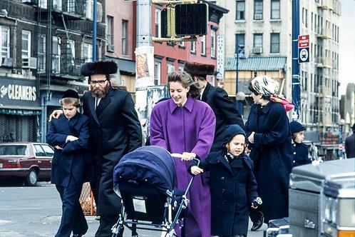 New York, Street View #52  By Jacob Elbaz