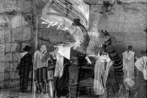 Jerusalem, Jewish Orthodox #23  By Jacob Elbaz