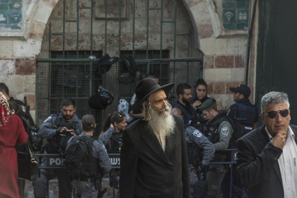 Jerusalem, Everyday life #42  By Jacob Elbaz