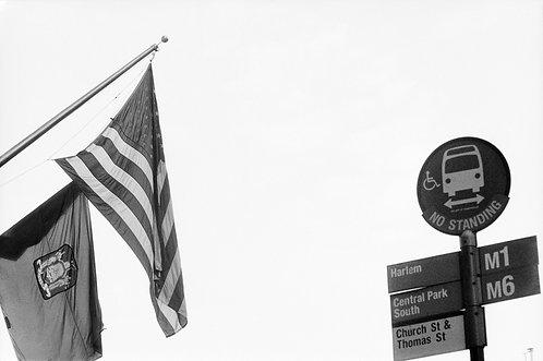 New York, Street View #15  By Jacob Elbaz