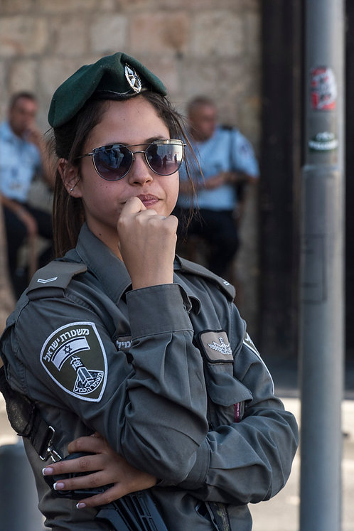 Jerusalem, Everyday life #66  By Jacob Elbaz