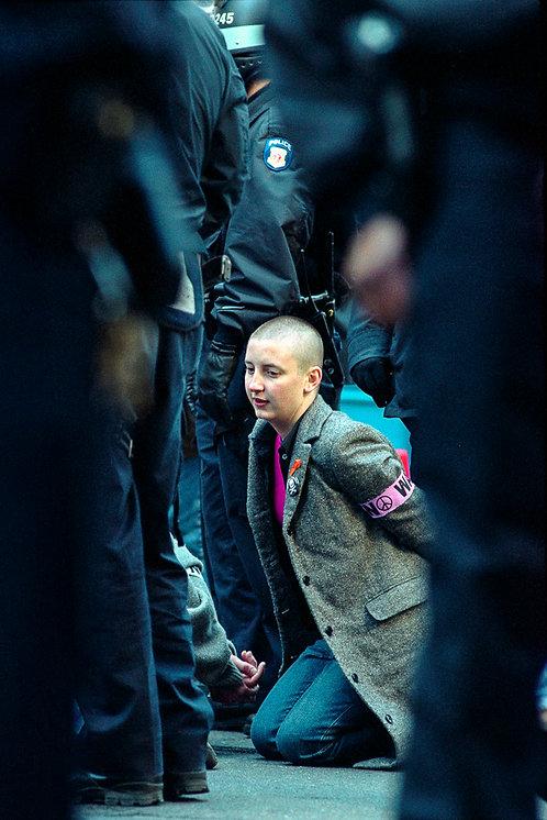 New York, Protest #20  By Jacob Elbaz