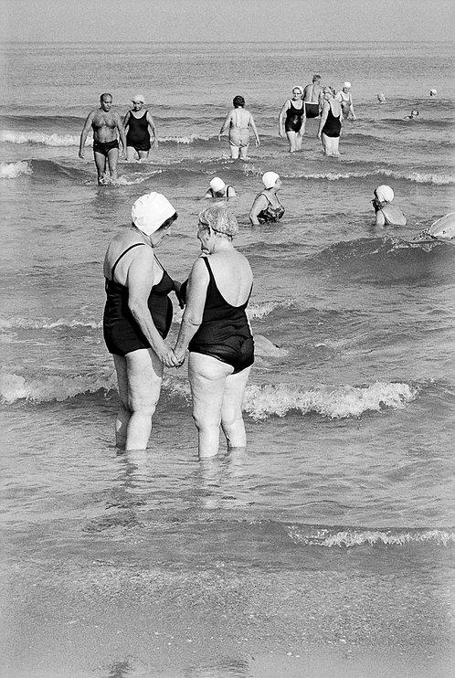 Israel, On the beach, Tel Aviv  By Jacob Elbaz