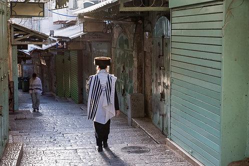 Jerusalem, Everyday life #100  By Jacob Elbaz