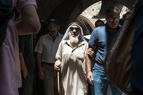 Jerusalem, Characters #43  By Jacob Elbaz