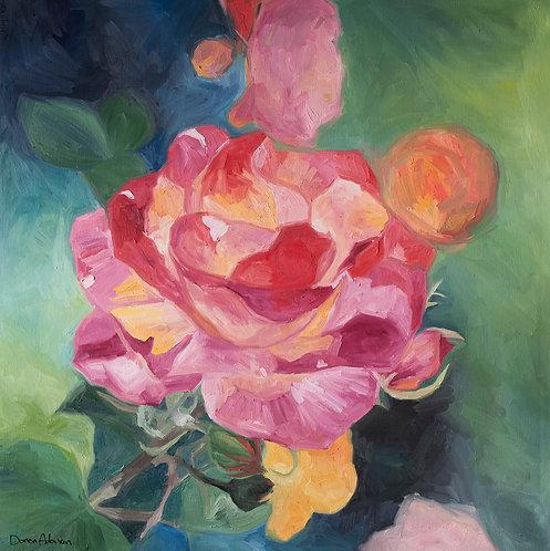 Roses by  Doron Adorian